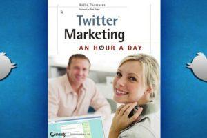 Twitter Marketing: Πληροφορίες και περίληψη του βιβλίου