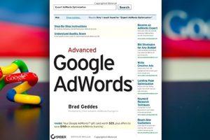 Βιβλίο του Brad Geddes: Advanced Adworks, παρουσίαση και περίληψη του βιβλίου.