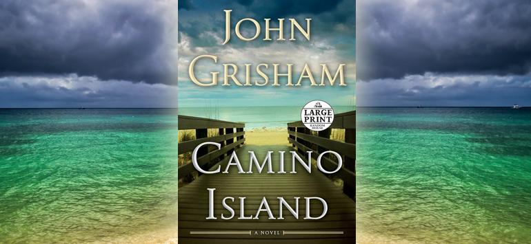 Βιβλίο του John Grisham: Camino Island, παρουσίαση και περίληψη του βιβλίου.