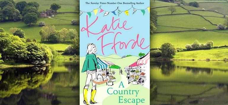 Βιβλίο της Katie Fforde: A country escape, παρουσίαση και περίληψη του βιβλίου